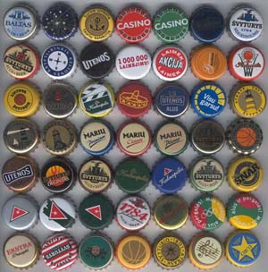 Click image for more info on bottle cap magnets